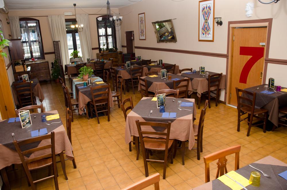 locanda 7 camini | bed&breakfast e ristorante